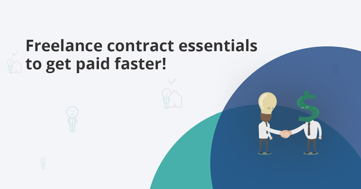 freelance contract essential tips to get paid on time