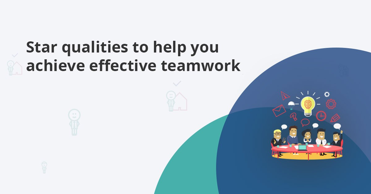 Team player qualities to achieve effective teamwork