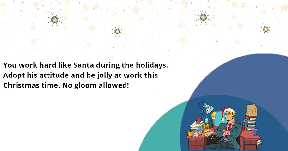 7 ways to increase productivity at work during the holidays