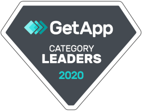 GetApp Category Leaders for Time & Expense 2020