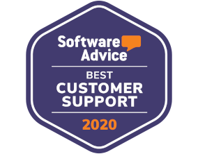 Software Advice Customer Support for Expense Management Software Jun-20