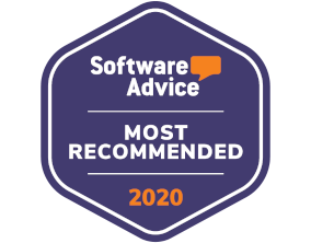Software Advice Recommended for Financial Reporting Software Mar-20